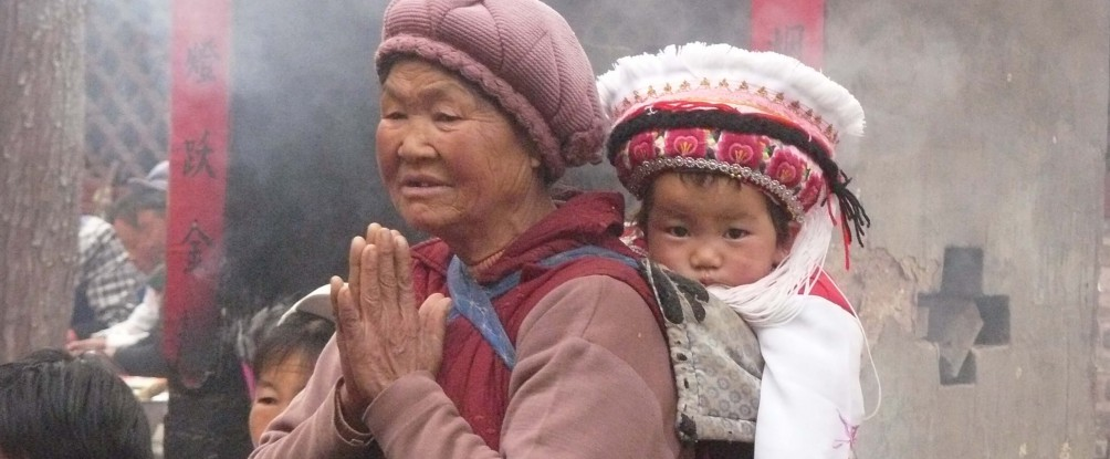 Entlang der Legendären Burma Road Teil II