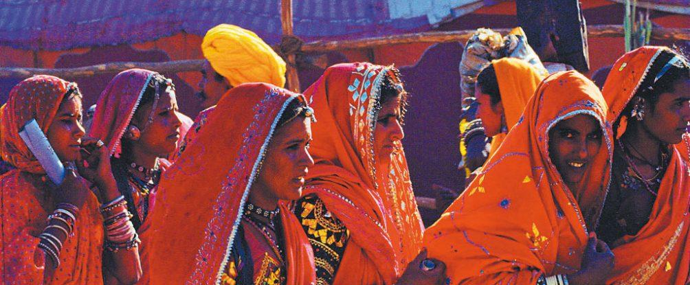 Indiens Goldenes Dreieck