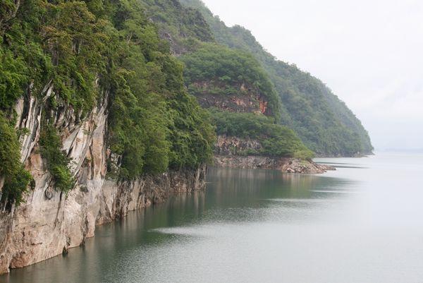 Abenteuer bei Kanchanaburi