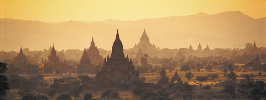 Goldenes Myanmar