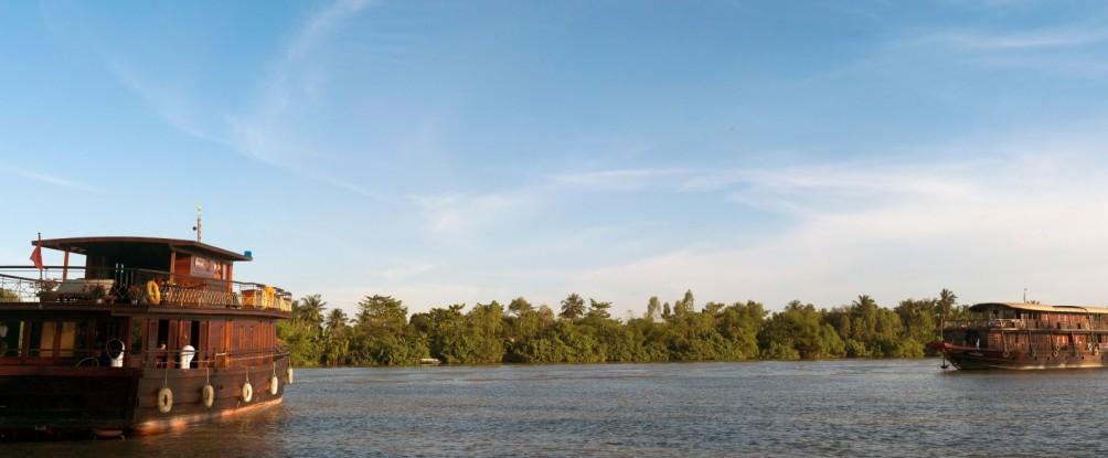 Entlang des Mekong zum Meer