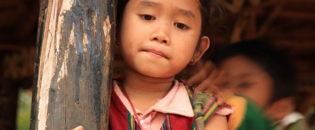 Auf Nebenstrassen durch Laos
