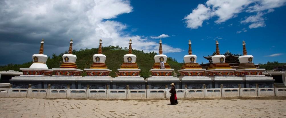 Auf abenteuerlichen Landstrassen nach Lhasa