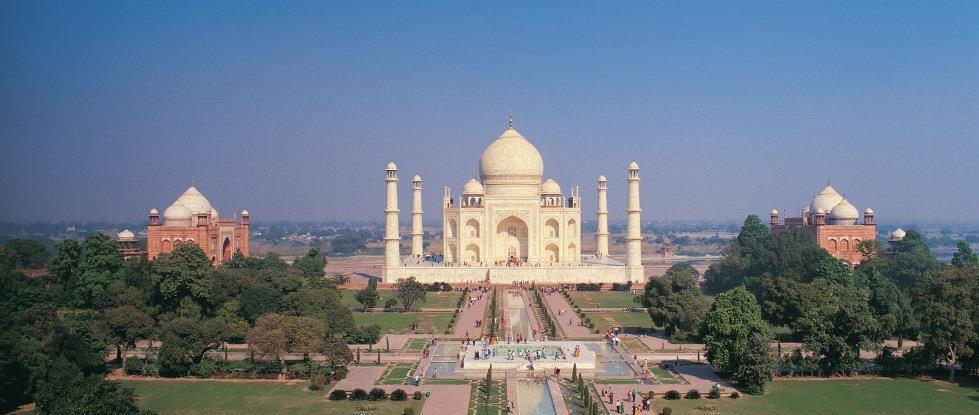 Klassische Indien Reise