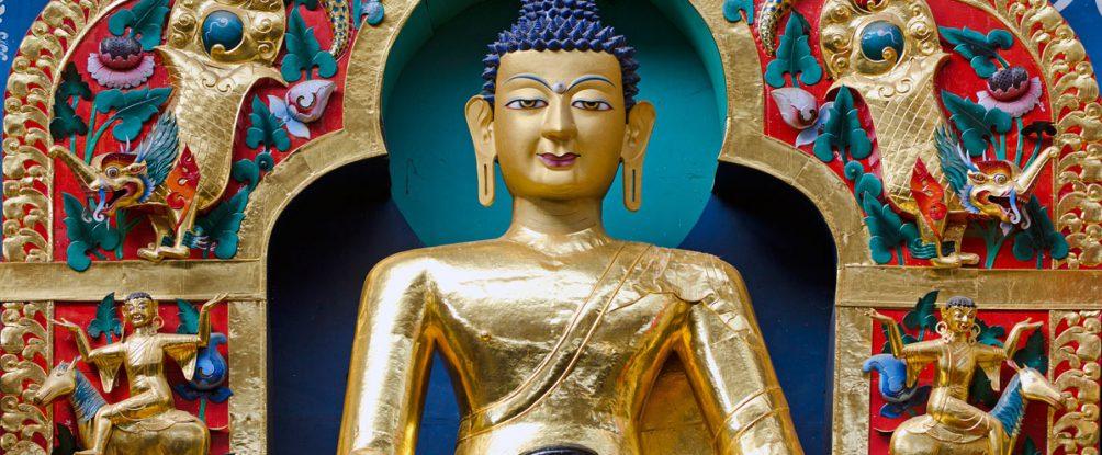 Spirituelle Weihnachtsreise: Auf Buddhas Spuren in Indien